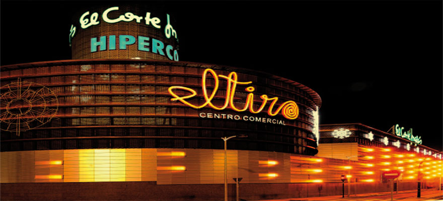 El Tiro Shopping Center (Espinardo - Murcia)